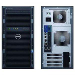 Servidor T130, Xeon E3-1220, 8GB RAM, 1TB(2x) HD, RAID 1