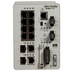 Switch Stratix 5700, gerenciável, 10 portas