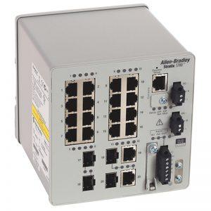 Switch Stratix 5700, gerenciável, 18 portas