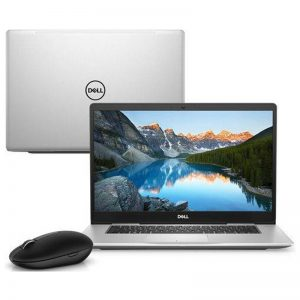 Notebook Inspiron, Intel core i7, 16GB RAM, 1TB HD e 128 GB SSD