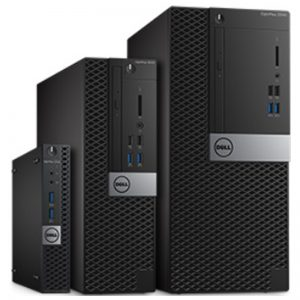 Computador Optiplex, Intel core i5, 8GB RAM, 500GB HD