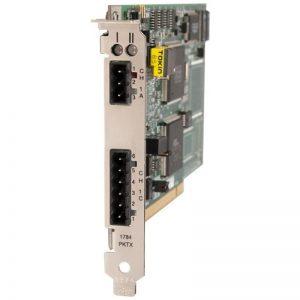Placa de Interface, para comunicação DH+/DH485 e Remote I/O