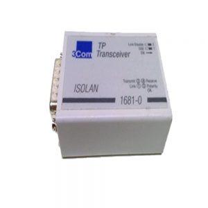 Conversor DB-15 para Ethernet usado para CPU PLC-5