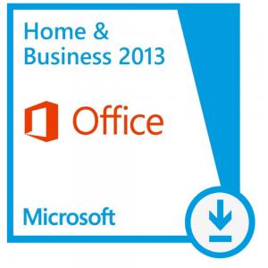 Licença Office 2013 Home & Business