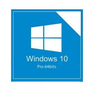 Licença para uso do sistema operacional Windows 10 Pro 64-bit Braz DVD OEM