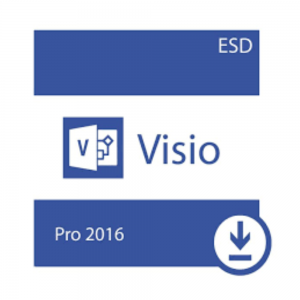 Licença Microsoft Visio Professional 2016 – ESD