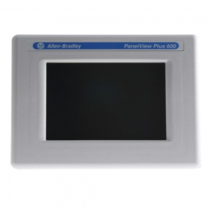 IHM PanelView Plus 6, touchscreen, 6″, Serial e Ethernet, 24V