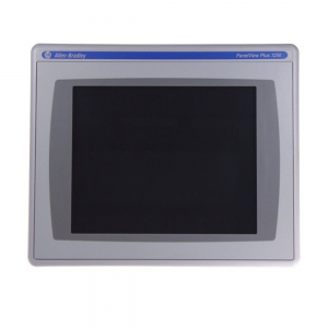 IHM PanelView Plus 6, touchscreen, 12″, Serial e Ethernet, 24V