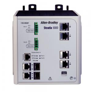 Switch Stratix 8000, gerenciável, 6 portas