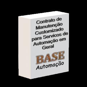 Contrato de manutenção customizado para serviços de automação