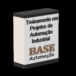 Treinamento em projetos de automação industrial