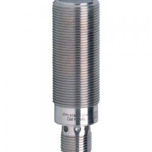 Sensor fotoelétrico por barreira M12, PNP, -25 a 60°C