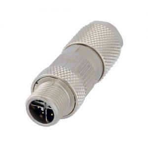 Conector M12 para comunicação EPIC DATA M12X