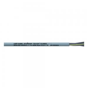 Cabo de potência OLFLEX CLASSIC PP BR, 3 x 4mm², 300/500V