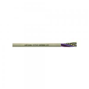 Cabo de instrumentação UNITRONIC LiYY, 10 X 0,14mm², 350/500V