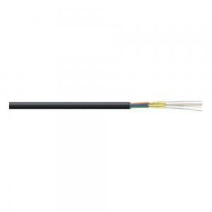 Cabo de fibra óptica HITRONIC TORSION, 12 fibras 50/125 (OM4)