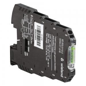 Conversor de Tensão/Corrente, 1 canal, configurável