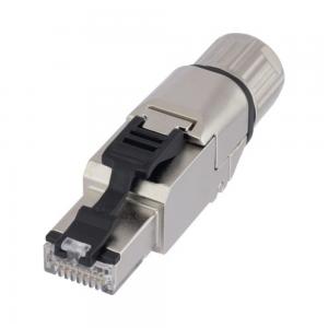Conector RJ45, Profinet, 5-9mm, cat5, Por rosca