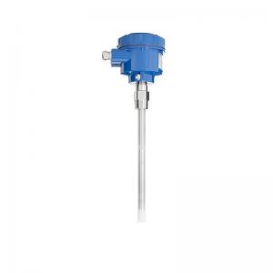 Transmissor de nível capacitivo para líquidos, Série NC 8100 Haste