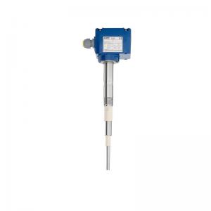 Chave de nível tipo capacitiva para sólidos, Série RF 3100 Haste