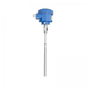 Chave de nível tipo capacitiva para líquidos, Série RF 8100 Haste