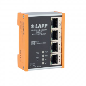 Switch  ETHERLINE ACCESS PNF, gerenciável, 4 portas 10/100