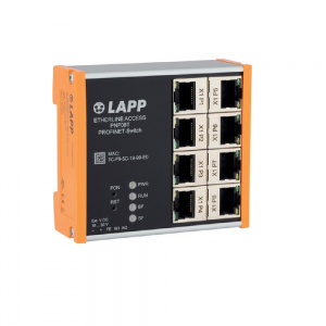 Switch  ETHERLINE ACCESS PNF, gerenciável, 8 portas 10/100