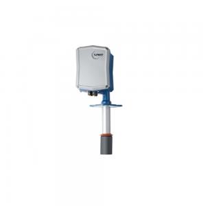 Transmissor de nível Nivobob NB3000, microprocessado, -40 a 250°C