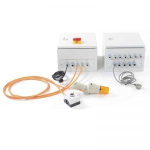 Gabinete de monitoramento de nível, Série NT 4500