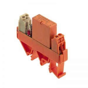 Acoplador a relé com LED, Tipo RS30