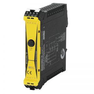 Relé de segurança SIL3 24VDC, Tipo P1SIL3DS