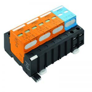 Protetor contra surto 280V/400V/25KA livre de corrente de fuga