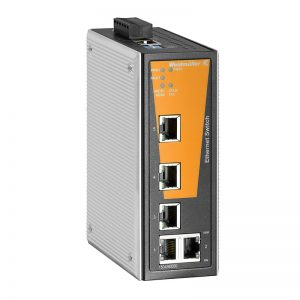 Switch industrial gerenciável Fast Ethernet ValueLine