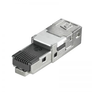 Conector RJ45 Cat6A IP67, Tipo RJ45 Tool-free