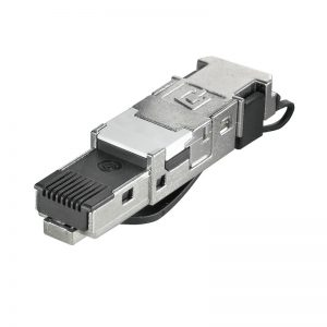 Conector RJ45 Cat6A IP20, Tipo RJ45 Tool-free