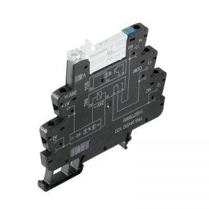 Acoplador a relé com LED, Tipo Termseries