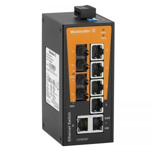 Switch industrial Fast Ethernet BasicLine