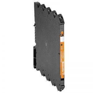 Conversor isolador de sinal configurável universal