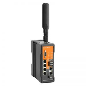 Roteador industrial com recurso 4G, NAT e VPN U-link