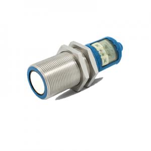 Sensor de posição Ultrassônico, Série Tubular M30