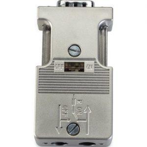 Conector Profibus com terminal de parafuso
